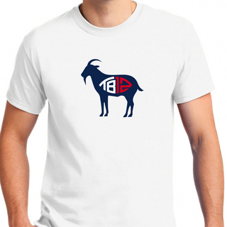 Tom Brady Tb12 Goat - Mens T-Shirt