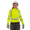 STRATA® Arc Ladies Hi-Viz Poloshirt (CL.1/ARC2/ APTV12)