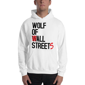 Wolf of ALL Streets Hooded Sweatshirt