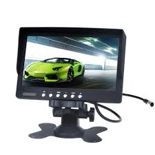7 LED MONITOR WITH VIDEO