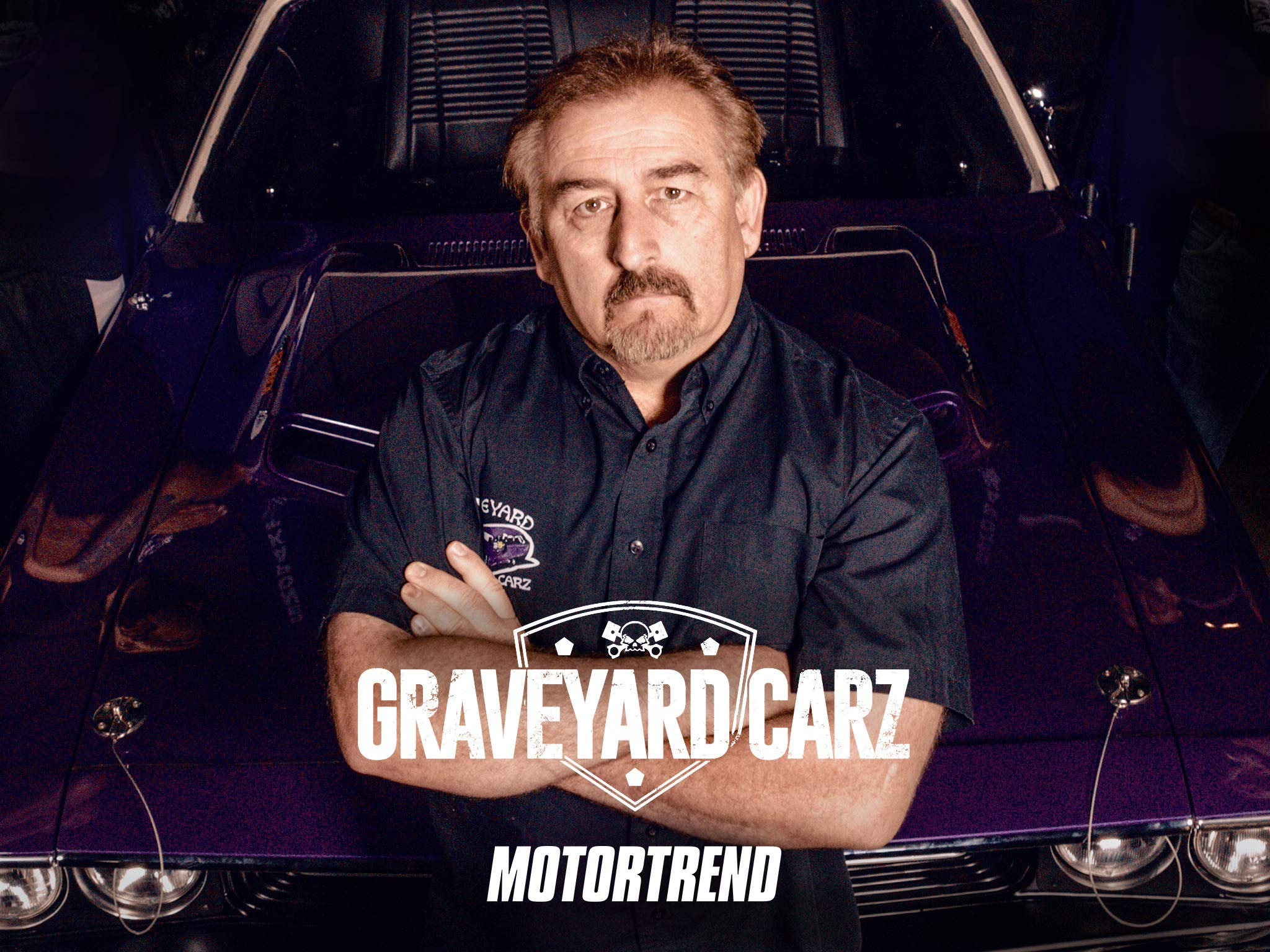 Graveyard Carz gets it done with their #MrDeburr DB600 on MotorTrend TV