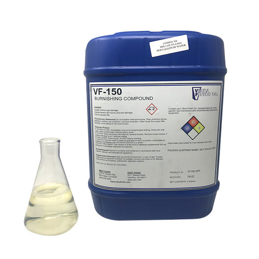 VF 150 Burnishing Compound, 5 gallons