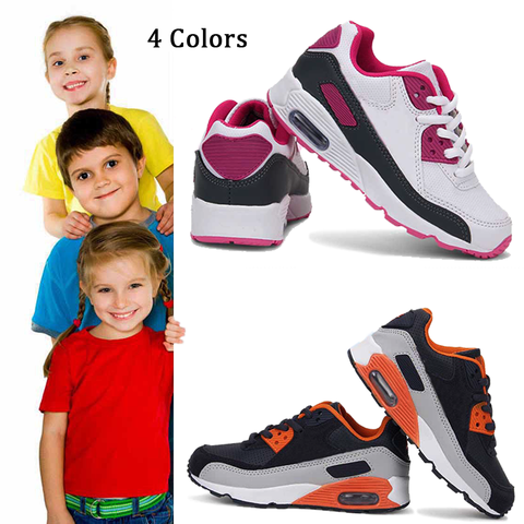 Kids Shoes - Fashion Air Max Children Running Shoes