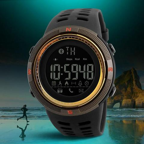 Watch - Chrono Calories Pedometer Multi-Functions Sports Watches