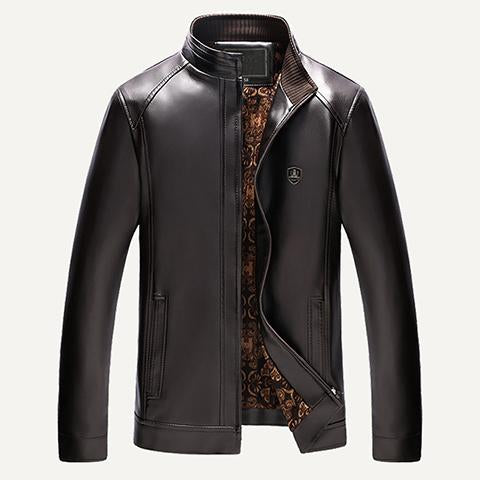 Jacket - Fashion PU Leather Jacket
