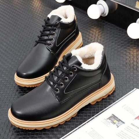 Boots - Newest Keep Warm Men Winter Boots