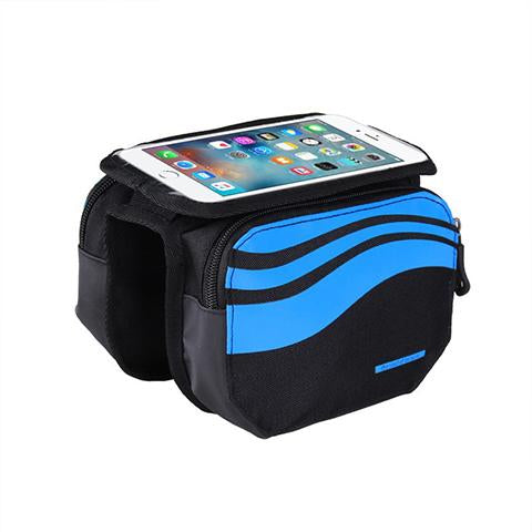 Bags - Multifunctional Bicycle Touch Screen Phone Bag