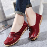 Shoes - New Women Real Leather Shoes