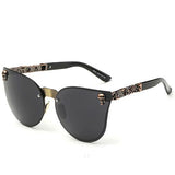 Sunglasses - Unisex Skull Sunglasses