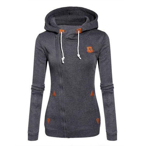 Sweatshirts - 2017 Womens Fashion Fleeces Sweatshirts