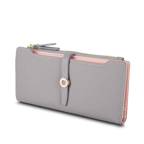 Wallets - Latest Lovely Leather Long Women Wallet