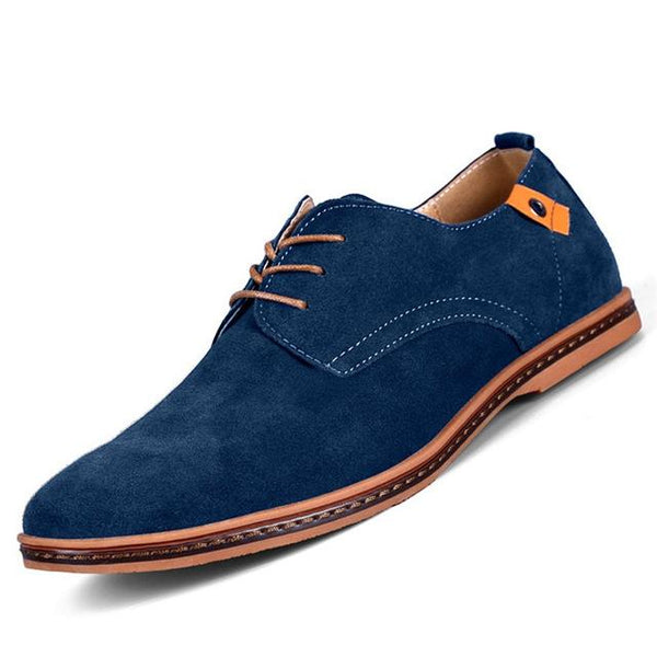 Shoes - Luxury Men's Oxford Leather Shoes