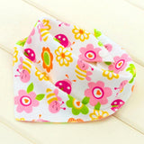 Baby Bibs - High quality Double Layers Cotton Baby Bibs