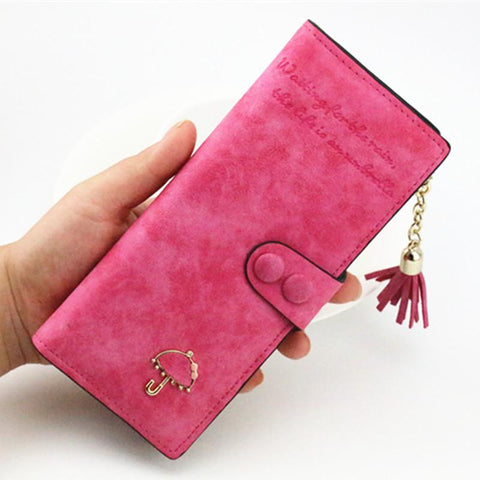 Wallets - Female Fashion Leather Wallets