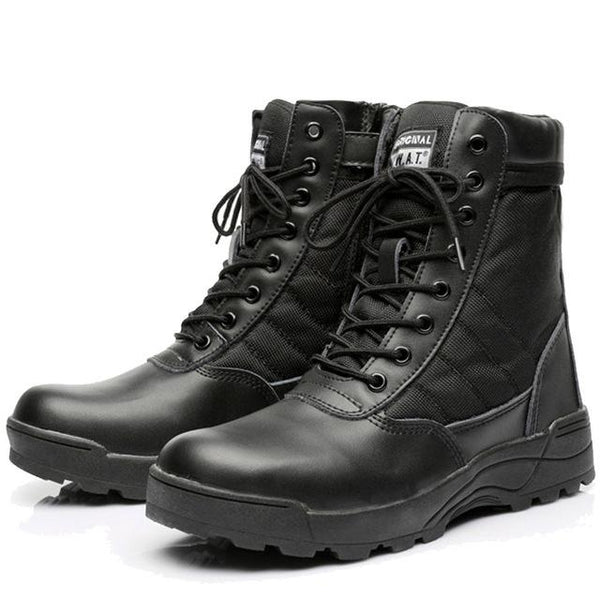 Shoes - Outdoor Men's Military Desert Tactical Boots
