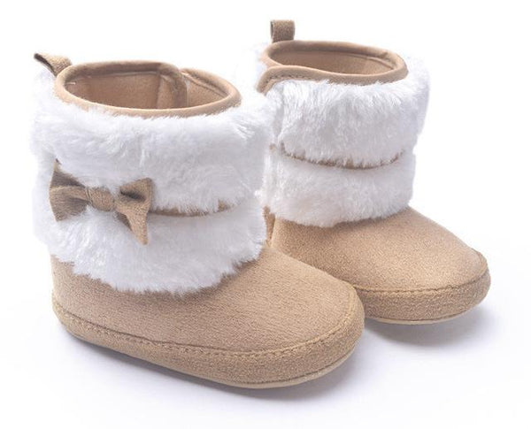 Baby Shoes - Infant Autumn Winter Warm Boots