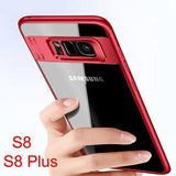 Phone Case - Samsung Galaxy Hard And Soft Back Case