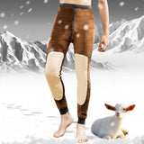 Pants - New Winter Warm Underwear Tight Leggings