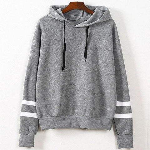 Sweatshirt - Stylish Warm Pullover Women Hoodies