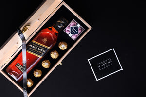 Whiskey Hamper