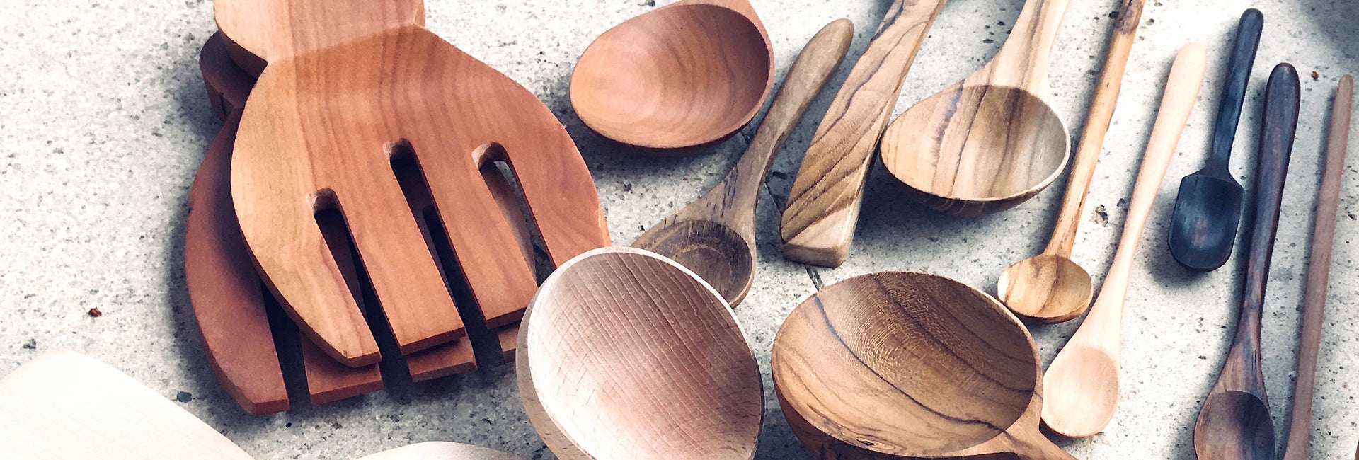 Wooden Dining Utensils