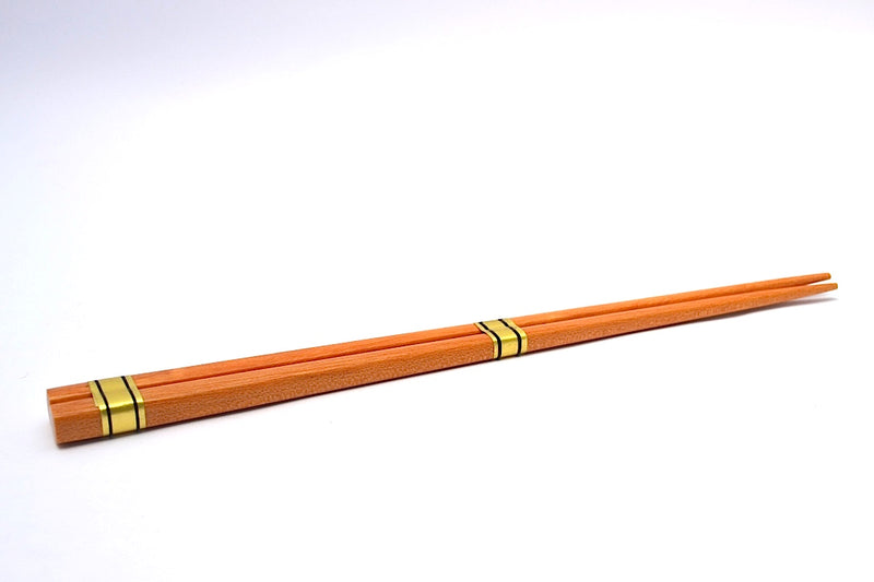 WOOD CHOPSTICKS TRADITIONAL LIGHT BROWN
