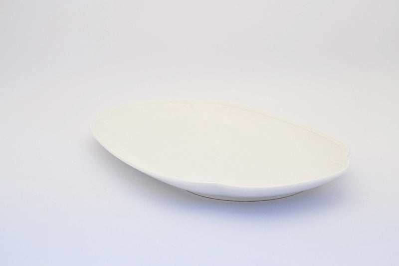 ENGLISH SERVING  PLATE L