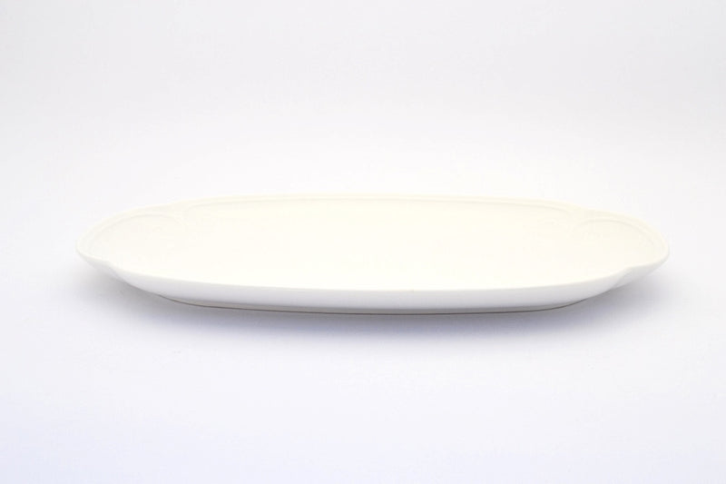 ENGLISH SERVING PLATE M