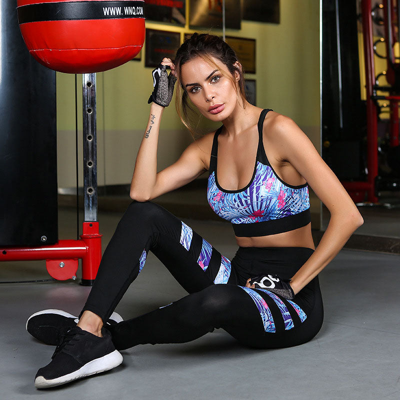 Print Fitness Suit