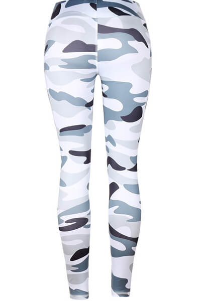 Camouflage Fitness Gym Leggings