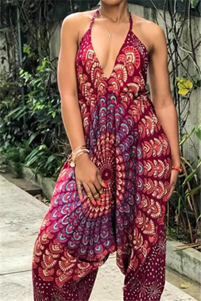 Gypsy Queen Jumpsuit