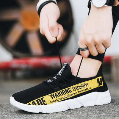 Fashion Casual Sneakers Breathable Running Shoes
