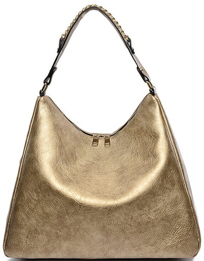 Oil wax-Leather Handbags