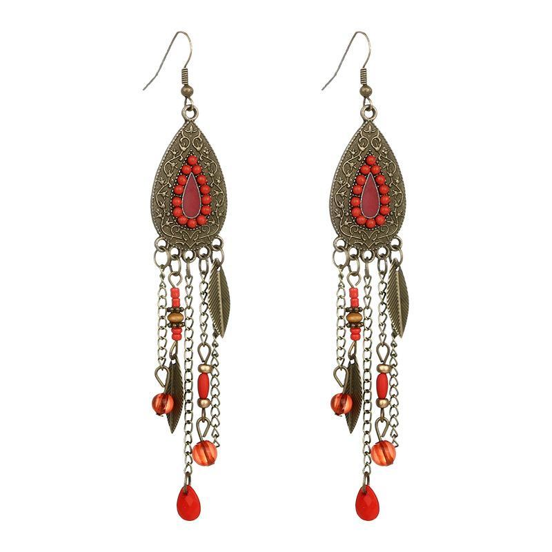 Boho Exaggerated Earrings