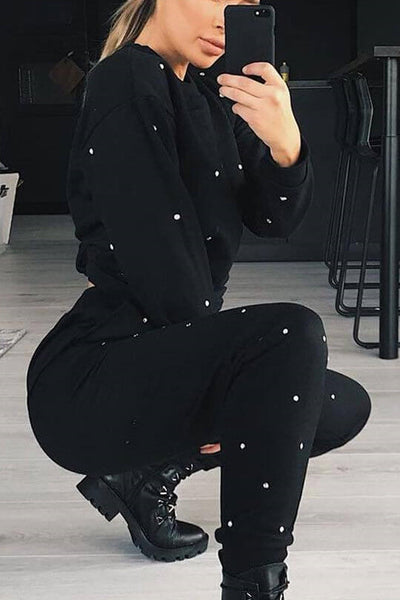 Casual-Pearl-Decorated-Long-Sleeve-Jumpsuit