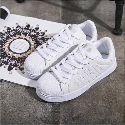 Couples Student Shoes Fashion Popular Wild Shoes Comfort Breathable Sports