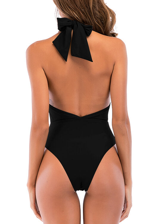 Cross Push up Swimsuit
