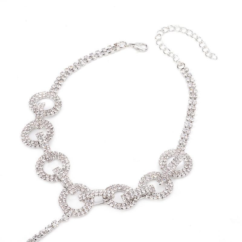 Diamante Choker Necklace
