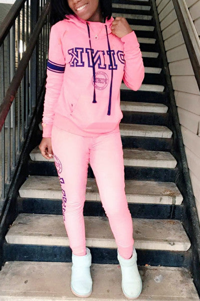 Fashion-Pink-Hoodies-Jumpsuit