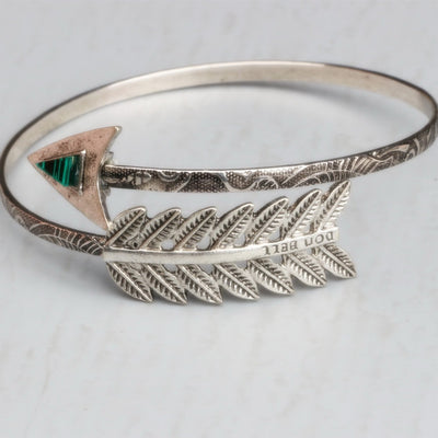 Feather Vintage Bangle