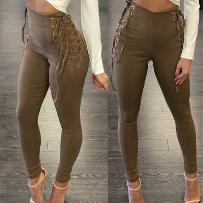 High Waist Harem Pants Casual Pants