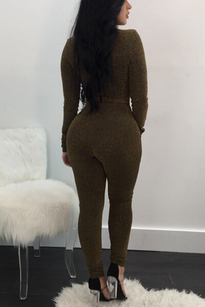 Latest Design Sexy Bandage Jumpsuit
