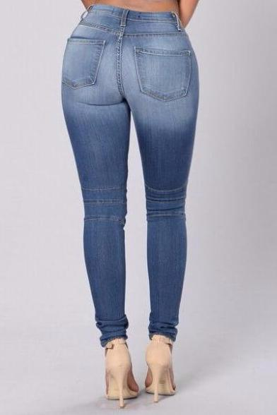 Iconhunt Mid-Rise Skinny Jeans