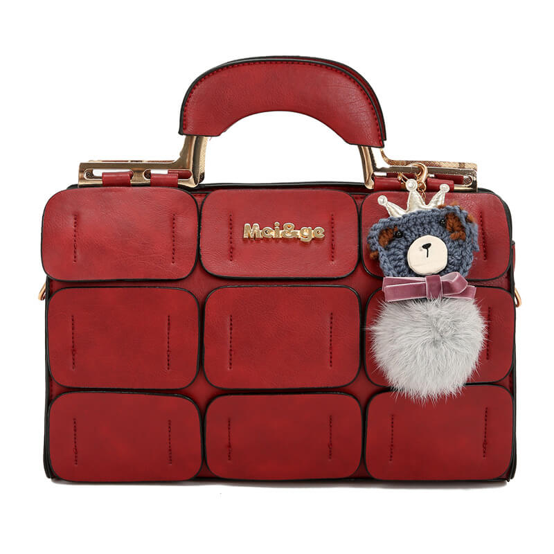 Natasha Boston Bag