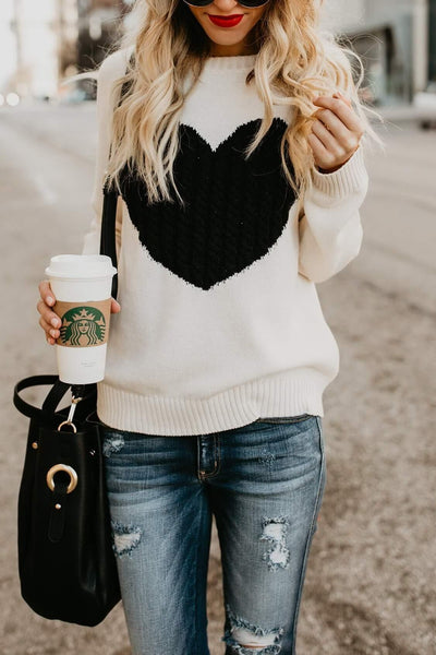 With Love Sweater