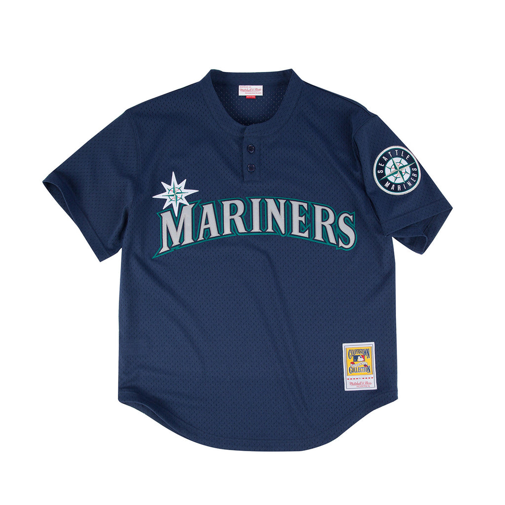 MLB Authentic BP Jersey : Ken Griffey Jr. '95 Mariners
