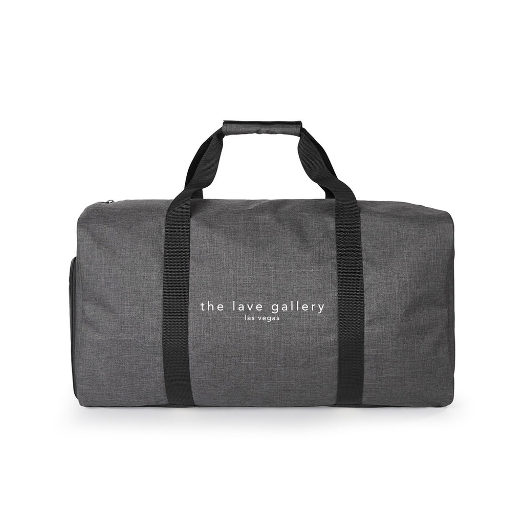 Catch Flights Duffle Bag : Grey