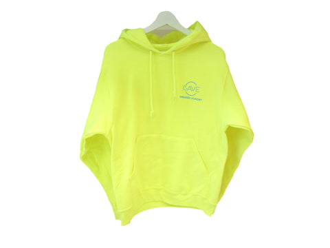 Yellow Highlighter Hoodie