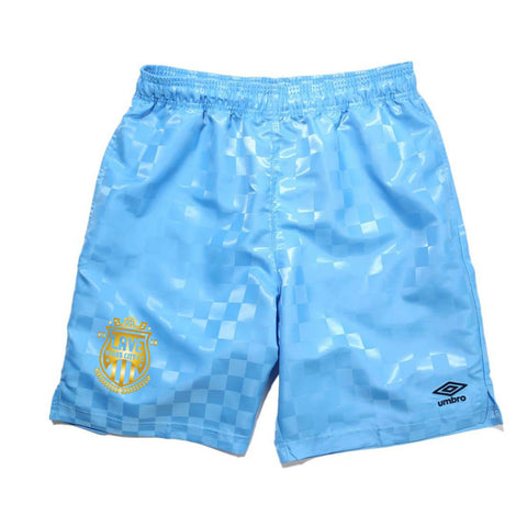 Umbro x LAVE FC Checkerboard Short : Blue