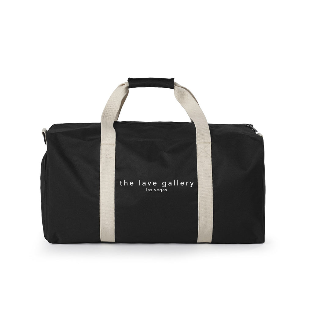 Catch Flights Duffle : Black